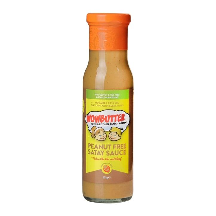 Wowbutter Peanut Free Satay Sauce 255g