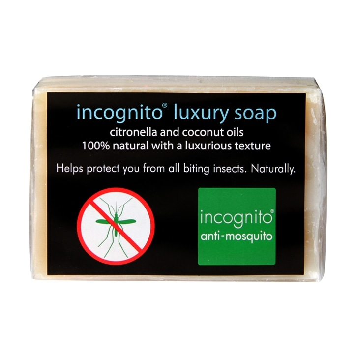 Incognito Luxury Citronella Soap