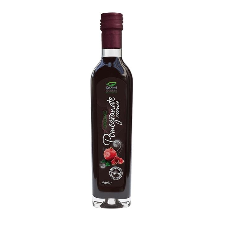 Secret Garden Organic Pomegranate Essence 250ml