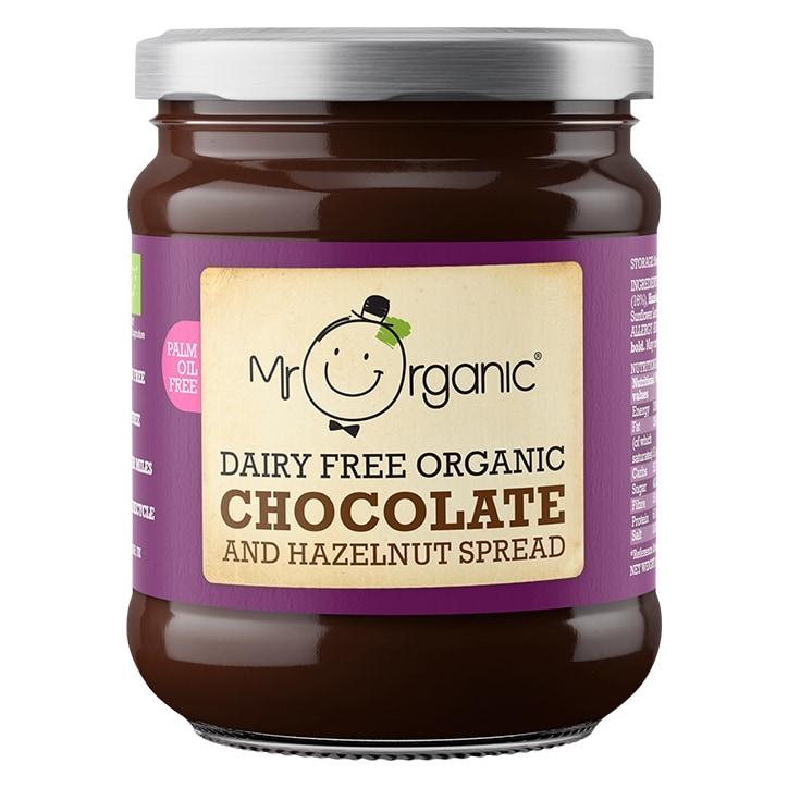 Mr Organic Dairy Free Chocolate and Hazelnut Spread 200g