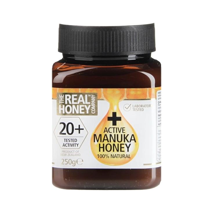 The Real Honey Company Total Activity Manuka Honey 20+ 250g