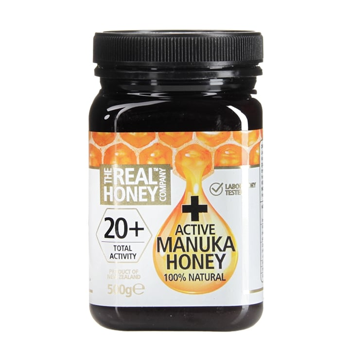 The Real Honey Company Total Activity Manuka Honey 20+ 500g