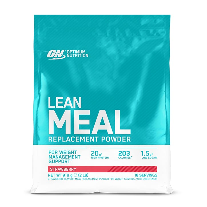 Optimum Nutrition Opti-Lean Meal Replacement Powder Strawberry 918g