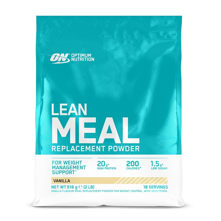 Optimum Nutrition Opti-Lean Meal Replacement Powder Vanilla