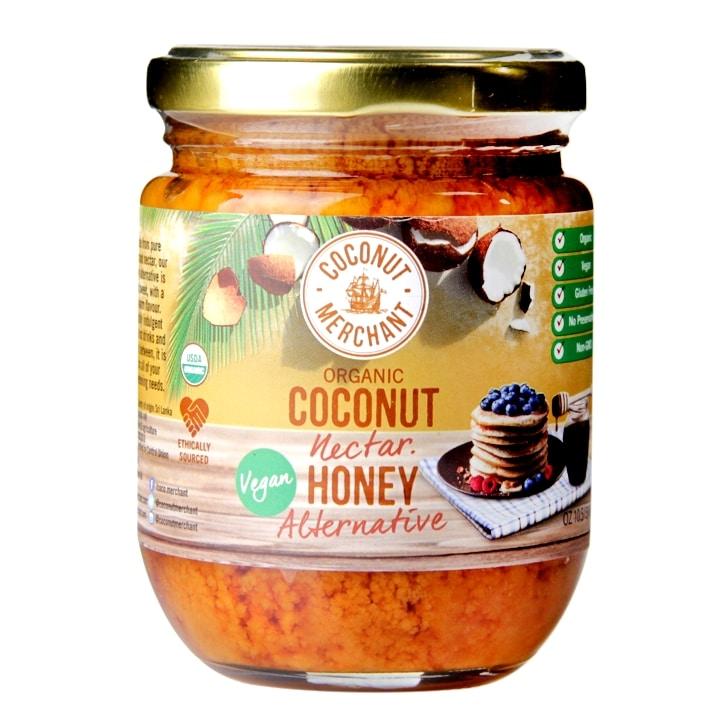 Coconut Merchant Organic Coconut Nectar Honey Alternative