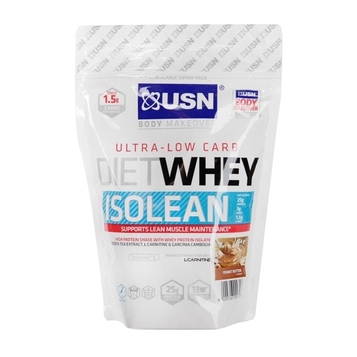 USN Diet Whey Isolean Peanut Butter 454g