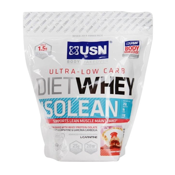 USN Diet Whey Isolean Cherry Bakewell 1kg