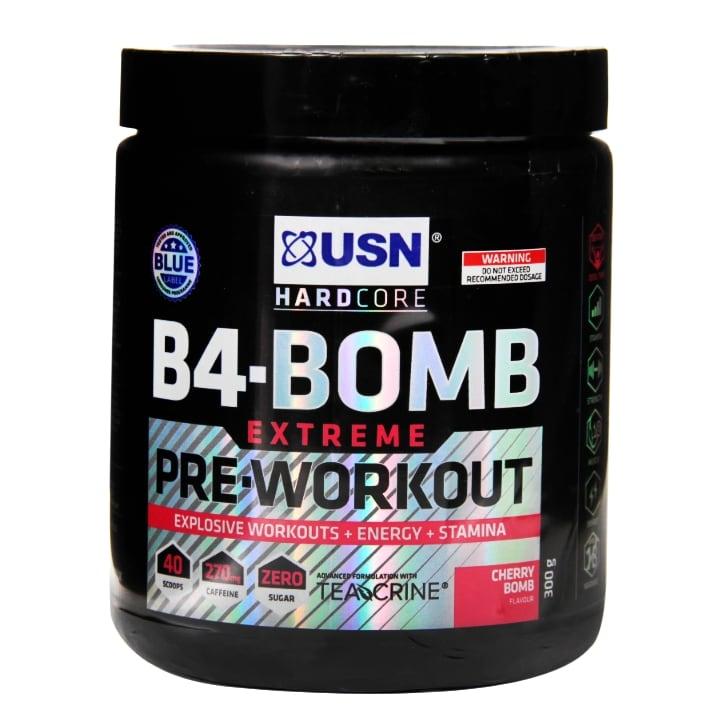 USN B4-Bomb Extreme Pre-Workout Cherry Bomb