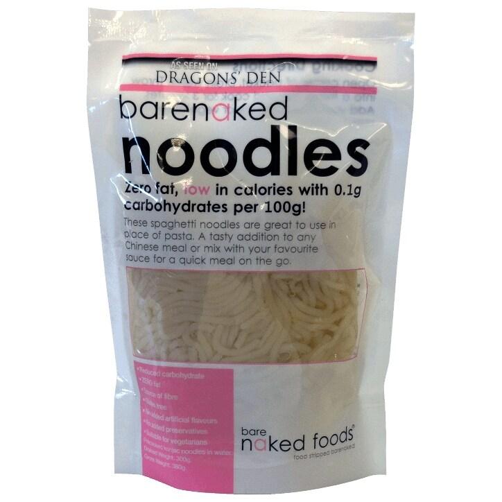 Charlotte Orr: Low Carb Noodles