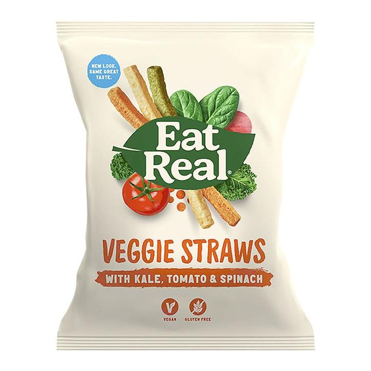 Eat Real Veggie Straws 45g