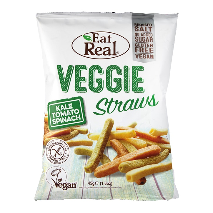 Eat Real Veggie Straws