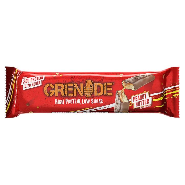 Grenade Carb Killa Bar Peanut Nutter