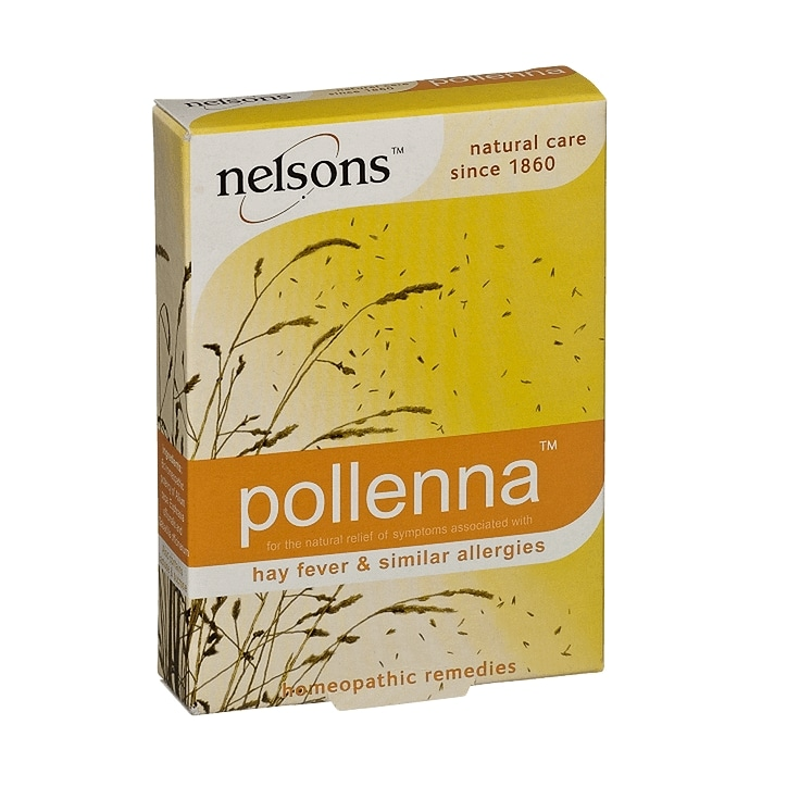 Nelsons Pollenna for Hay Fever Tablets