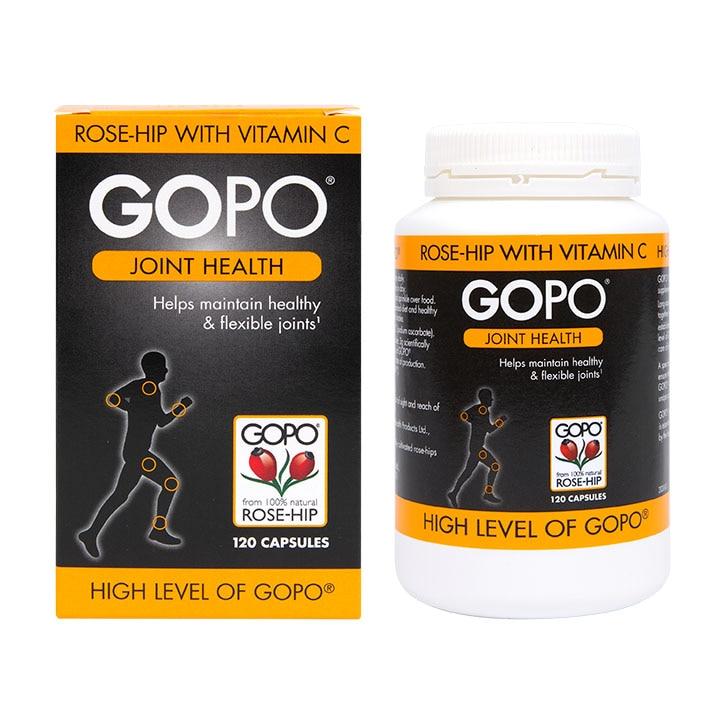 Go Po Joint Health 120 Capsules