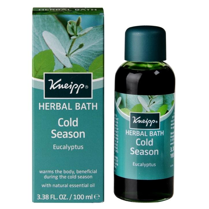 Kneipp Cold Season Eucalyptus Herbal Bath 100ml