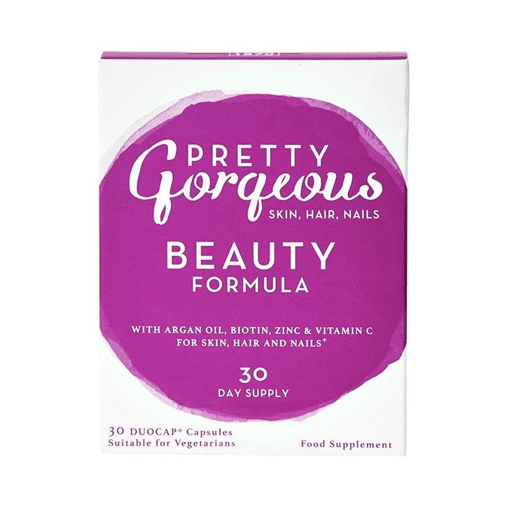 Pretty Gorgeous Beauty Formula 30 Caplets