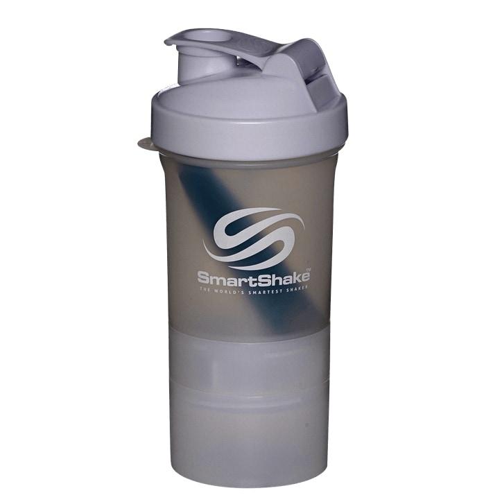 SmartShake Neon White Shaker Cup