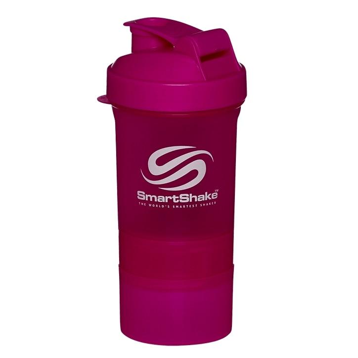 SmartShake Neon Pink Shaker Cup
