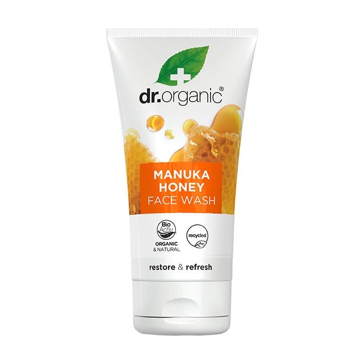 Dr Organic Manuka Honey Gentle Face Wash