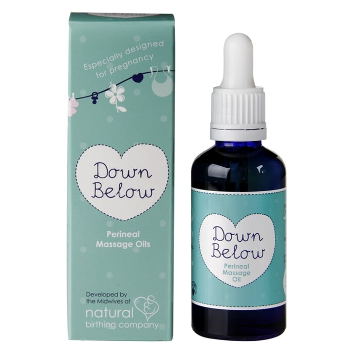 Natural Birthing Co Down Below Perineal Oil