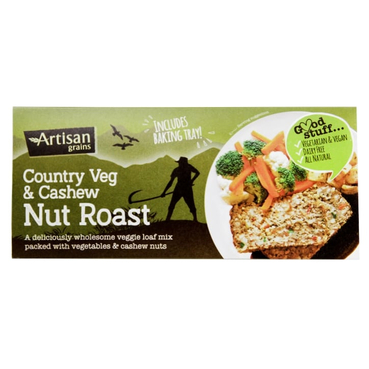 Artisan Country Vegetable & Cashew Nut Roast 200g