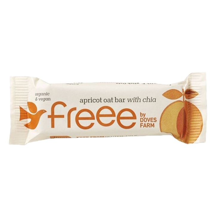 Doves Farm Apricot Oat Bar with Chia 35g