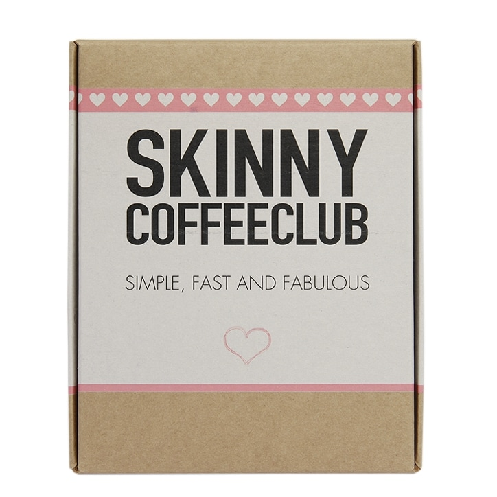 Skinny Coffee Club 28 Day Program