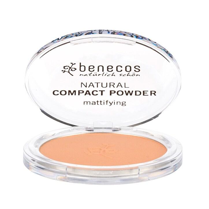 Benecos Compact Powder Beige 5ml