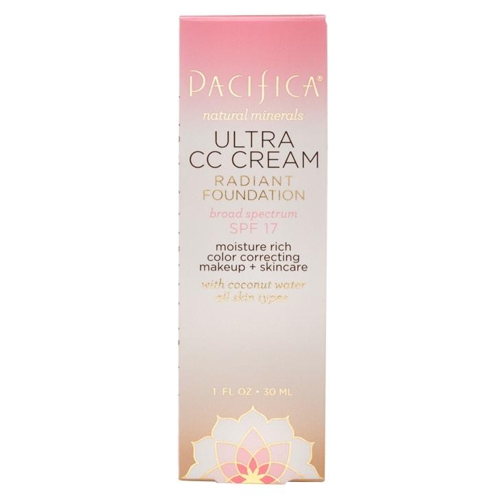 Pacifica Ultra CC Cream Warm/Light SPF17