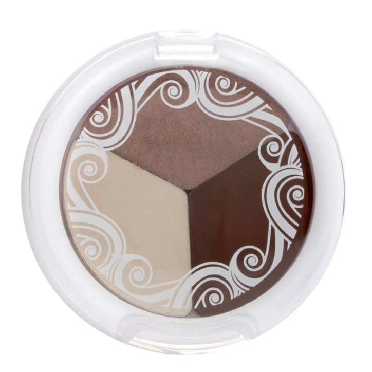 Pacifica Super Powder Supernatural Eye Shadow Trio Brown
