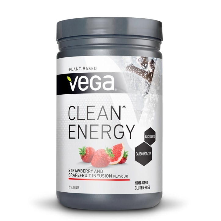 Vega Clean Energy Strawberry & Grapefruit 428g
