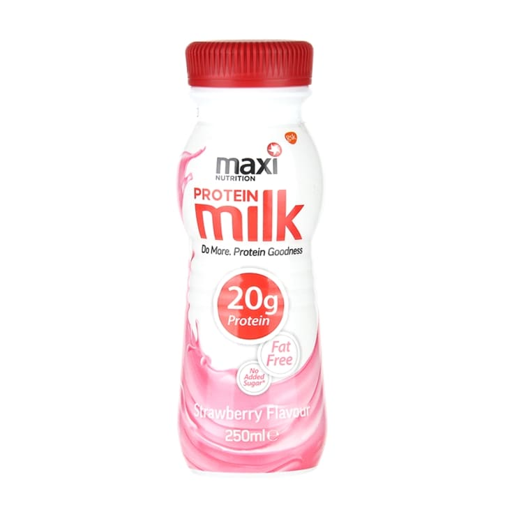 MaxiNutrition Protein Milk Strawberry