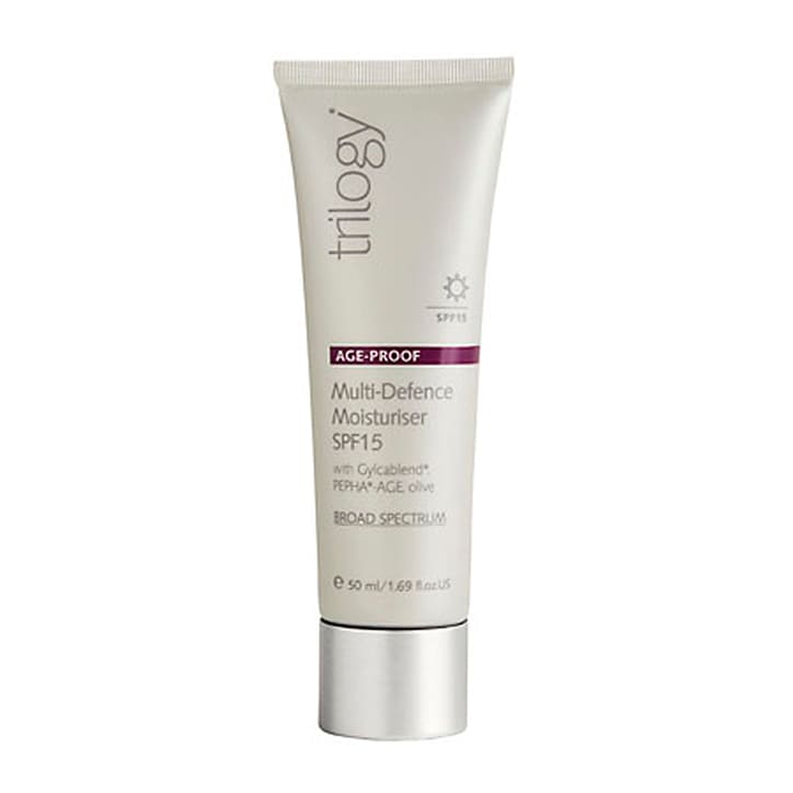 Trilogy Age Proof Daily Defence Moisturiser SPF 15