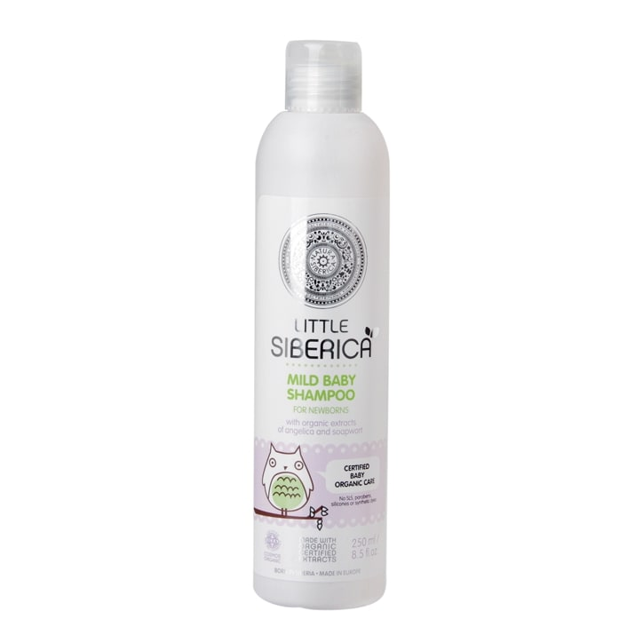 Little Siberica Mild Baby Shampoo 250ml
