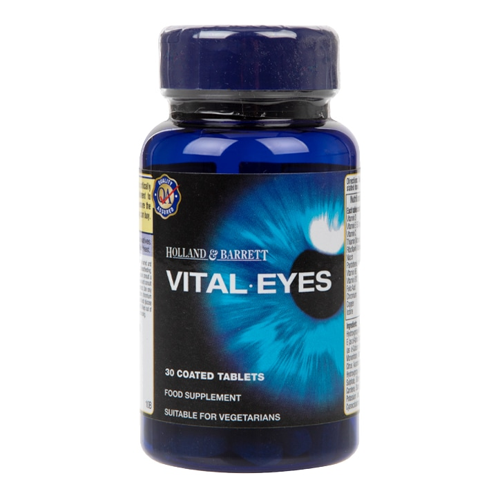 Holland & Barrett Vital Eyes 30 Tablets