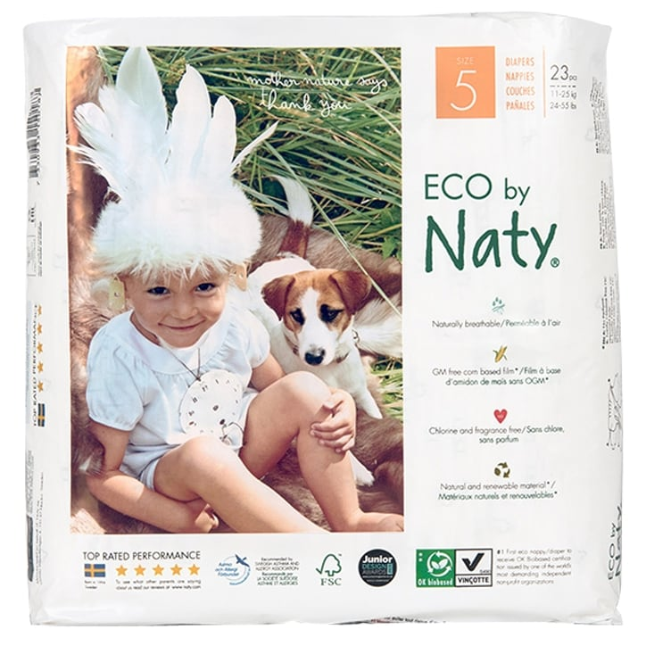 NATY Nature Baby Nappies Size 5