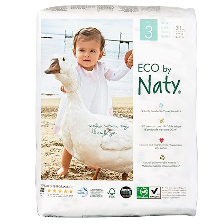 NATY Nature Baby Nappies Size 3