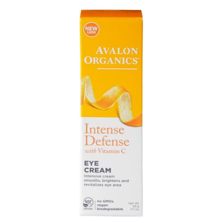 Avalon Organics Intense Defense Eye Cream 30ml