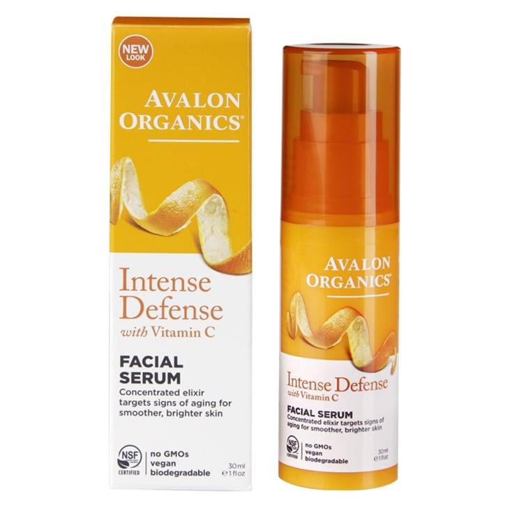 Avalon Organics Intense Defense Facial Serum 30ml