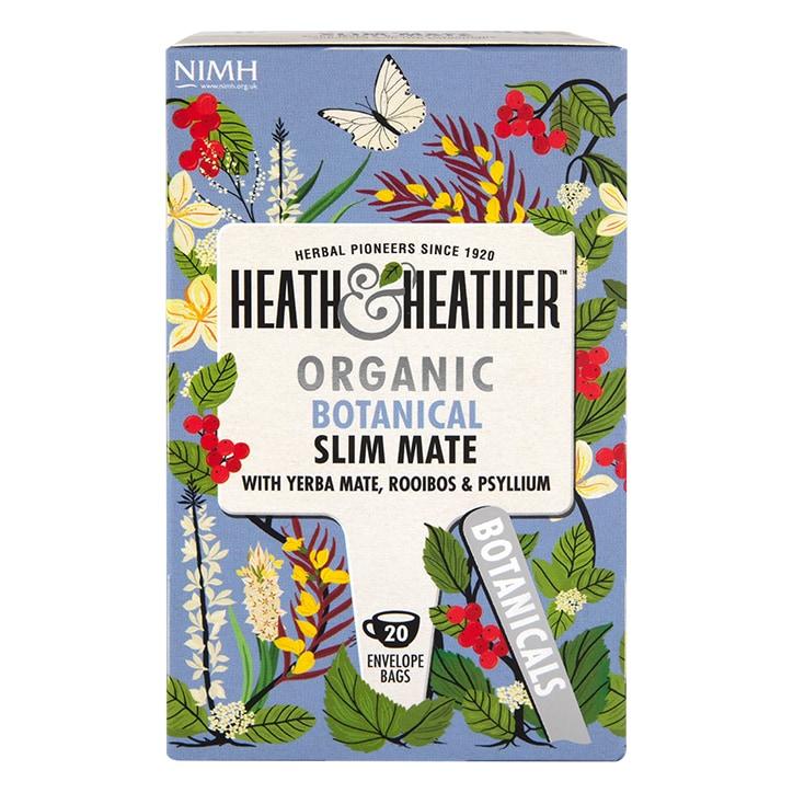 Heath & Heather Organic Slim Tea