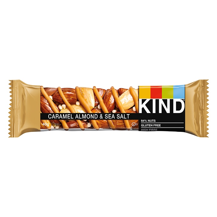 KIND Caramel Almond & Sea Salt Bar