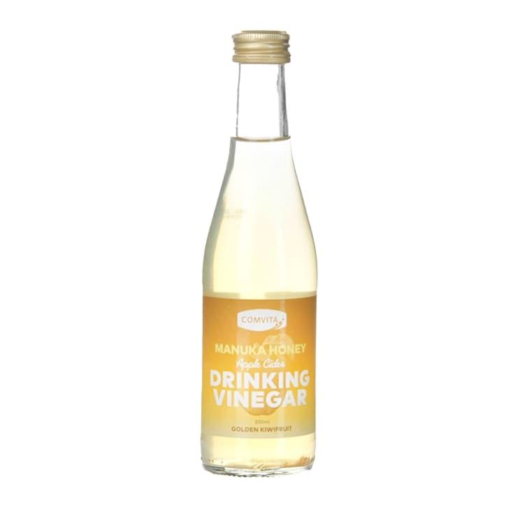 Comvita Apple Cider & Manuka Honey Drink Golden Kiwifruit 250ml