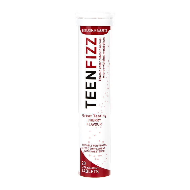 Holland & Barrett Teen Fizz 20 Effervescent Tablets