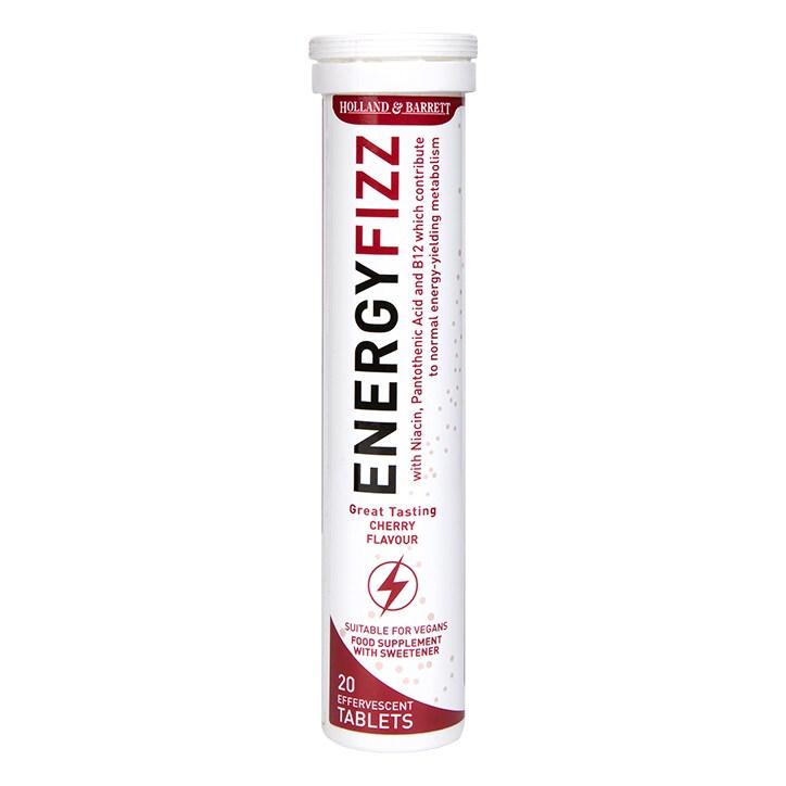 Holland & Barrett Energy Fizz Effervescent Tablets