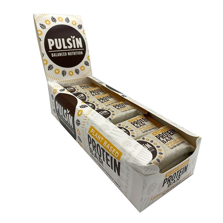 Pulsin Vanilla Choc Chip Protein Booster 18 x 50g