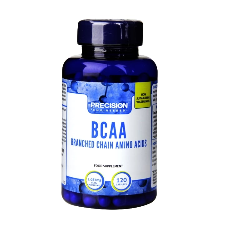 Precision Engineered Branched Chain Amino Acids 120 Capsules
