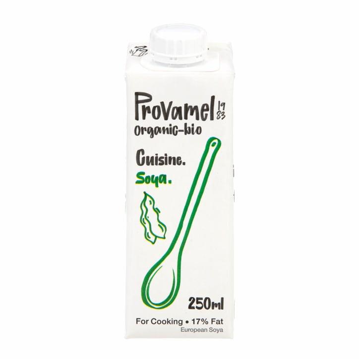 Provamel Organic Soya Alternative to Single Cream 250ml