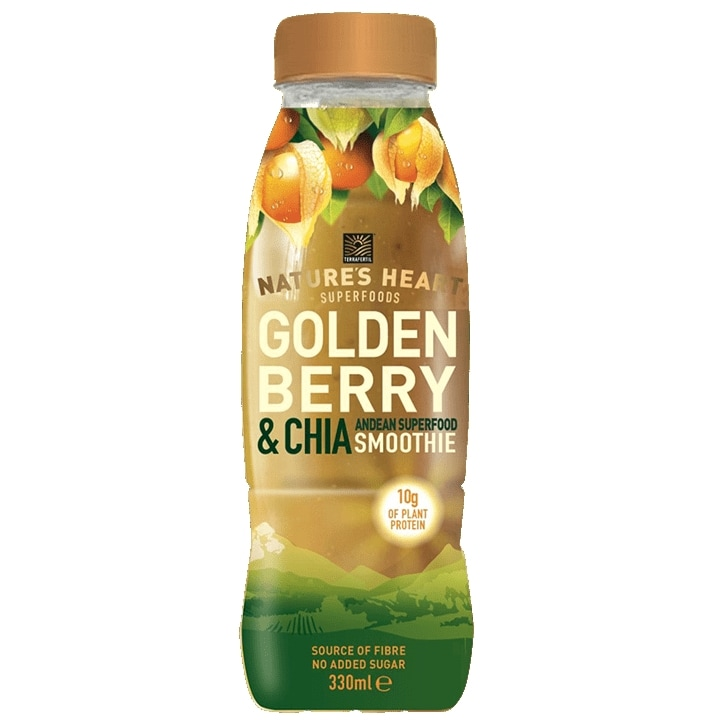 Nature's Heart Goldenberry & Chia Smoothie 330ml