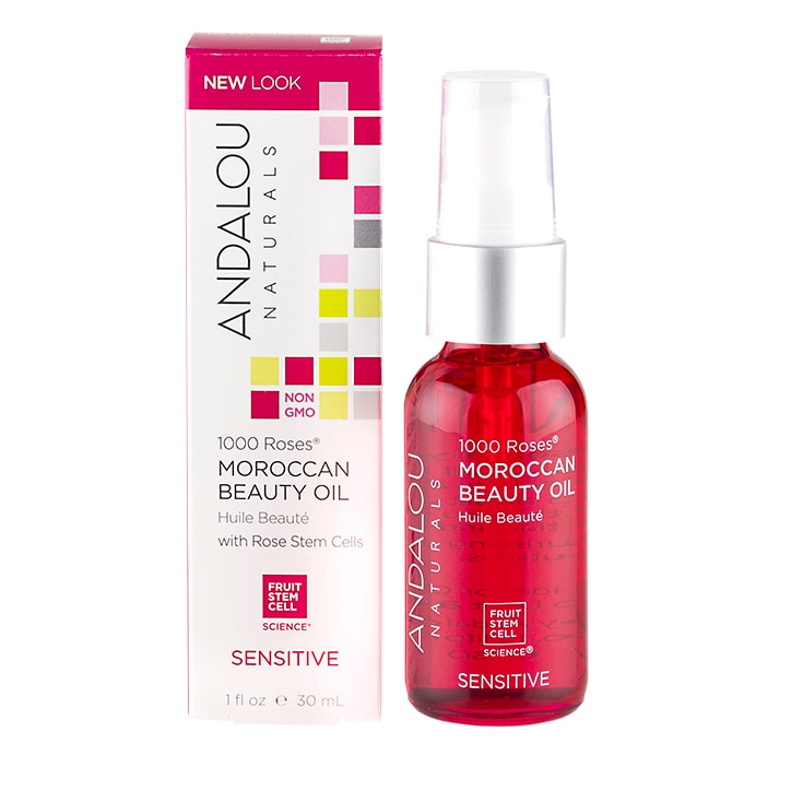 Andalou 1000 Roses Moroccan Beauty Oil 30ml