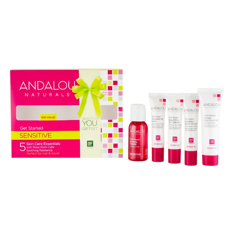 Andalou 1000 Roses Get Started Kit